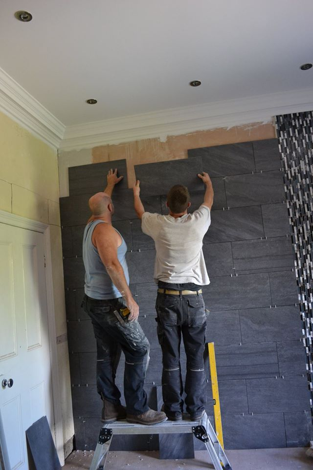 PDM Home Projects Bathroom Fitter Huddersfield